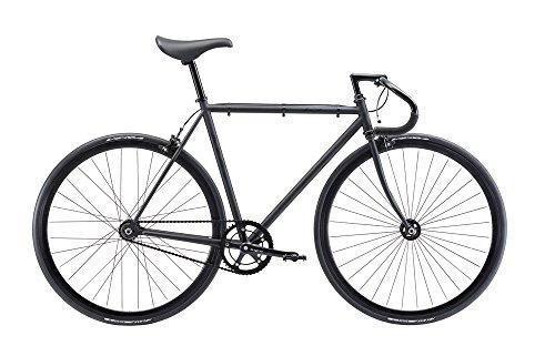 FUJI(フジ) FEATHER 54cm シングル MATTE BLACK ロードバイク 2018年モデル 18FETRBK MATTE BLACK 54cm