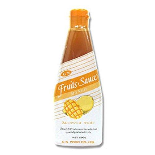 マンゴーフルーツソース  500g (5セット)
