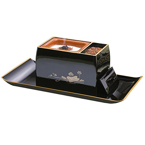 [해외]손쉽게 분향 세트/Easy burning incense set