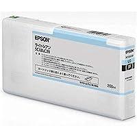 エプソン/インクカートリッジ / 200mlライトシアン / SC12LC20 / 1個