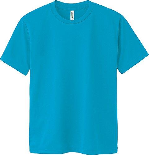 [グリマー] 半袖 4.4oz ドライTシャツ (クルーネック) 00300-ACT ターコイズ WM (日本サイズレディースM相当)