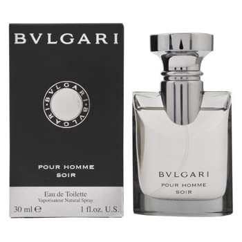 bcaf59b4336d Amazon | (ブルガリ) BVLGARI 香水 プールオム ソワール EDT/30mL 並行 ...