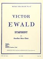 エワルド : シンフォニー (金管五重奏) ルデュック出版