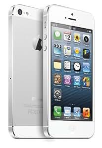 アップル (Simフリー) 海外版 iPhone5 ホワイト 32G