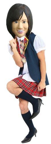 なりきりキンタロー マスク&衣装(男子用)ユニットBセット【石投げられても知りませんセット】(^^ゞ
