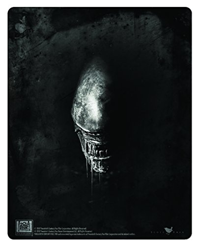 【Amazon.co.jp限定】エイリアン:コヴェナント ブルーレイ版スチールブック仕様 [Steelbook] [Blu-ray]