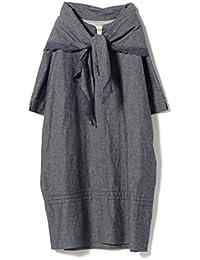 (ビームスボーイ) BEAMS BOY / スカーフ付 セーラー 7分袖 ワンピース 13260688