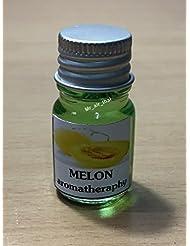 5ミリリットルアロマメロンフランクインセンスエッセンシャルオイルボトルアロマテラピーオイル自然自然5ml Aroma Melon Frankincense Essential Oil Bottles Aromatherapy...