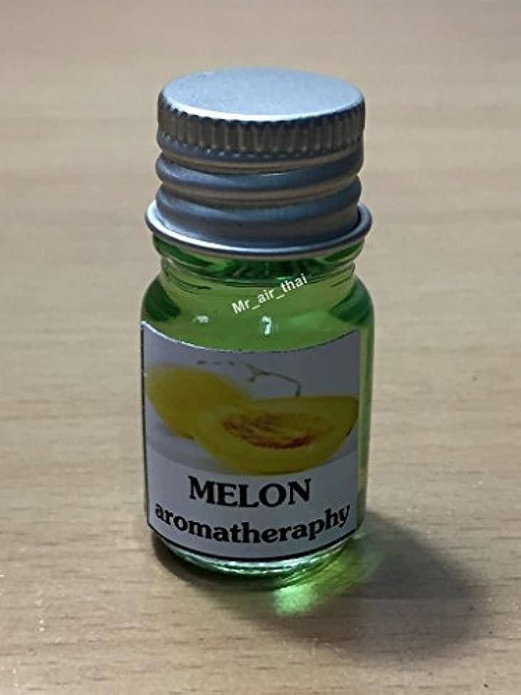 スロープ減衰ルーフ5ミリリットルアロマメロンフランクインセンスエッセンシャルオイルボトルアロマテラピーオイル自然自然5ml Aroma Melon Frankincense Essential Oil Bottles Aromatherapy...