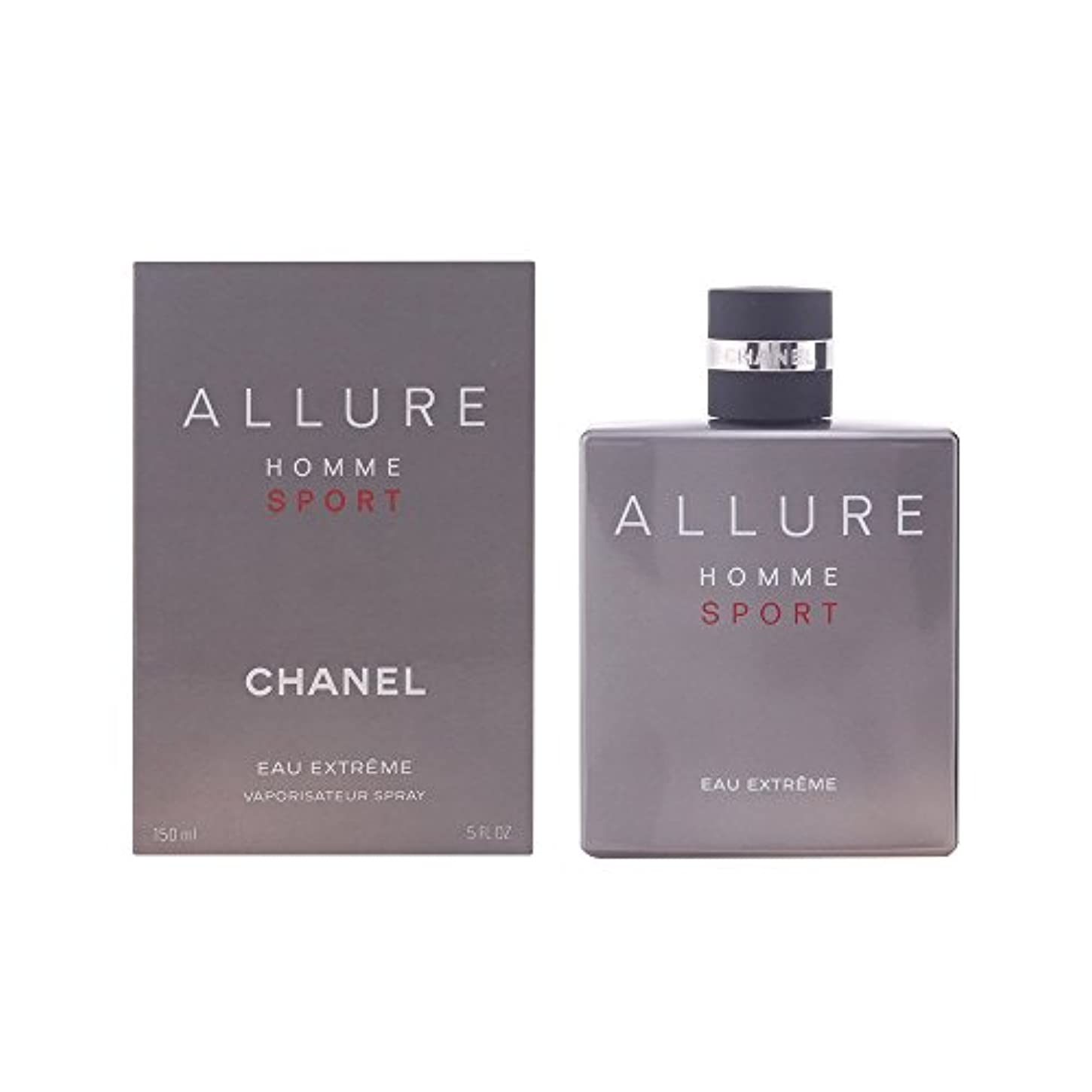 薄暗い砂独立シャネル(CHANEL) Allure Homme Sport Eau Extreme Eau De Parfum Spray 150ml/5oz[並行輸入品]