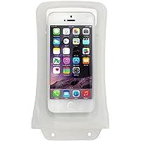 【iPhone6/5C/5/4S/4/3、各種スマートフォン対応】防水ケース 水深10M防水 高透過撮影用ウィンドウ・フロート付 dicapac(ディカパック) WHITE | 日本オリジナル仕様 P2A