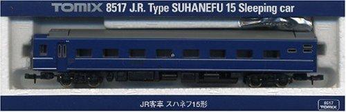 TOMIX Nゲージ 8517 JR スハネフ15形