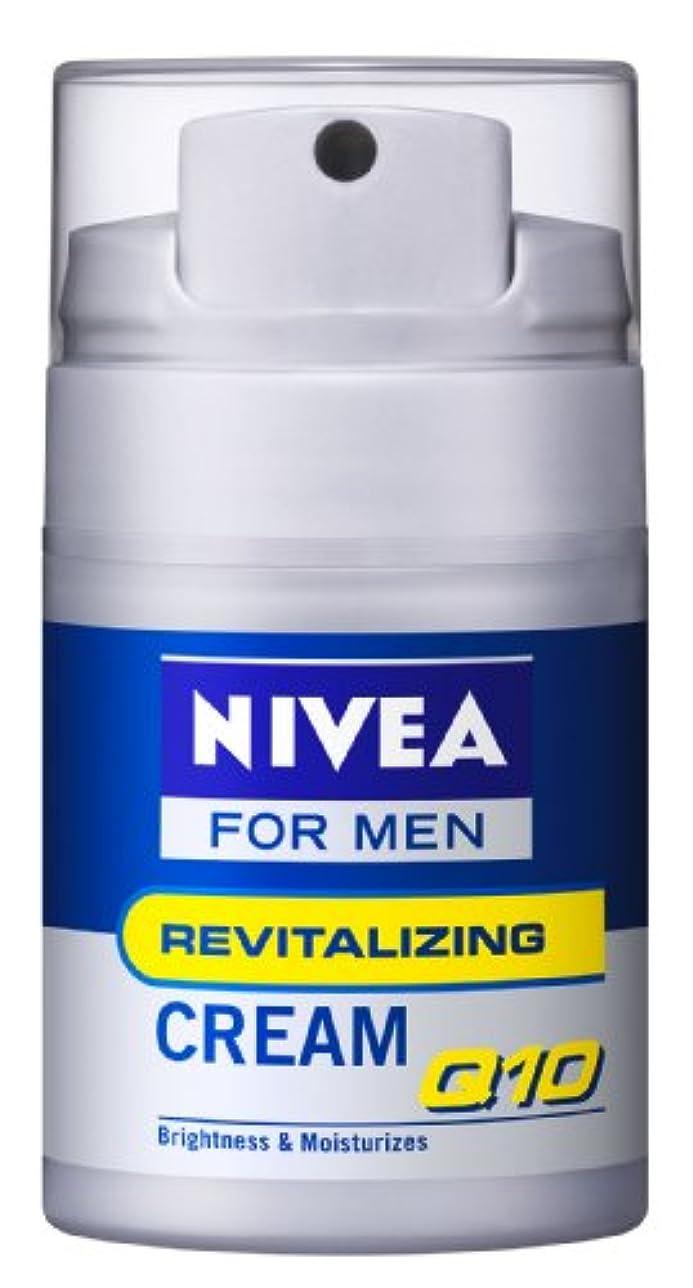 繊毛採用不振ニベアフォーメン リバイタライジングクリームQ10
