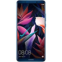 HUAWEI 6.0インチ Mate 10 Pro SIMフリースマートフォン ミッドナイトブルー【日本正規代理店品】