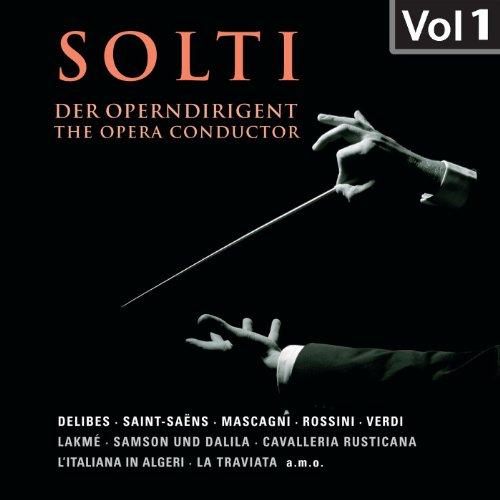 Solti - the Opera Conductor, Vol. 1 (1952-1959)