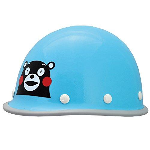 ミドリ安全 くまモンの防災こども用ヘルメット