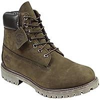 [ティンバーランド] ブーツ 6-INCH PREMIUM WATERPROOF BOOTS 6インチ プレミアム ウォータープルーフブーツ 10001 (国内正規品)