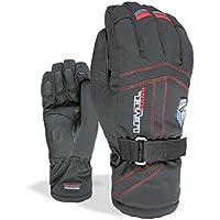 Level - Gants De Ski/snow Heli - Unisex - Taille  6 - Noir