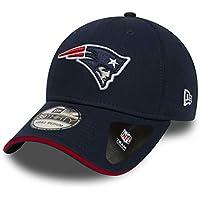 ニューエラ (New Era) 39サーティ 伸縮性 キャップ - バイザー ニューイングランド?ペイトリオッツ (New England Patriots)