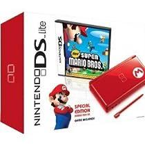 輸入品・北米【限定版】 Nintendo DS Super Mario Bundle (本体+マリオ)ニンテンドーDS スーパーマリオ