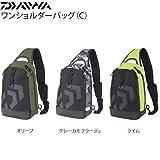 ダイワ(Daiwa) タックルバッグ ワンショルダーバッグ(C) カモフラージュ