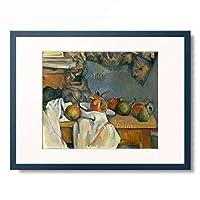 ポール・セザンヌ Paul Cezanne 「Nature morte au pot de gingembre」 額装アート作品