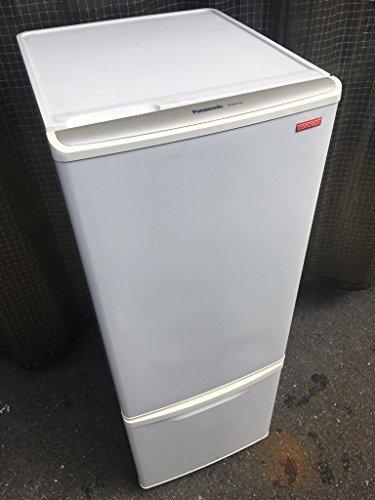 パナソニック 168L 2ドア冷蔵庫 ホワイトPanasonic NR-B174W のJoshinオリジナルモデル NR-BW174C-W