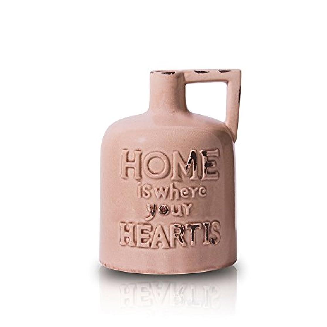 ご覧ください考えアルネOnlili(オンリリ) VINTAGE Collection 陶器 アロマディフューザー ONL-AD001V (PK(ピンク))