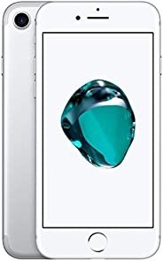 Apple iPhone 7 128GB シルバー SIMフリー (整備済み品)