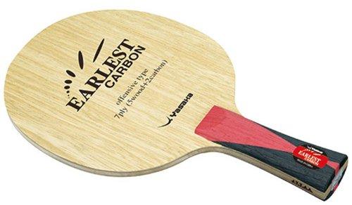 ヤサカ(YASAKA) 卓球ラケット アーレストカーボン FLA YR-83(Men'sLady'sJr)