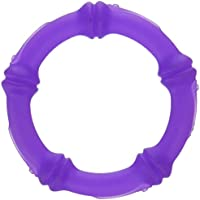 KidKusion Gummi Teething Bracelet Just My Size, Purple by KidKusion