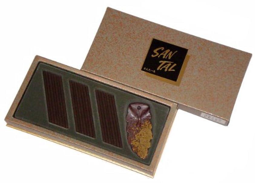 マラドロイト小さな成長する玉初堂のお香 サンタール スティックレギュラーセット #5212