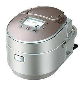 日立 IH ジャー炊飯器 打込鉄釜ふっくら御膳 5.5合 シャンパン RZ-VW3000M N
