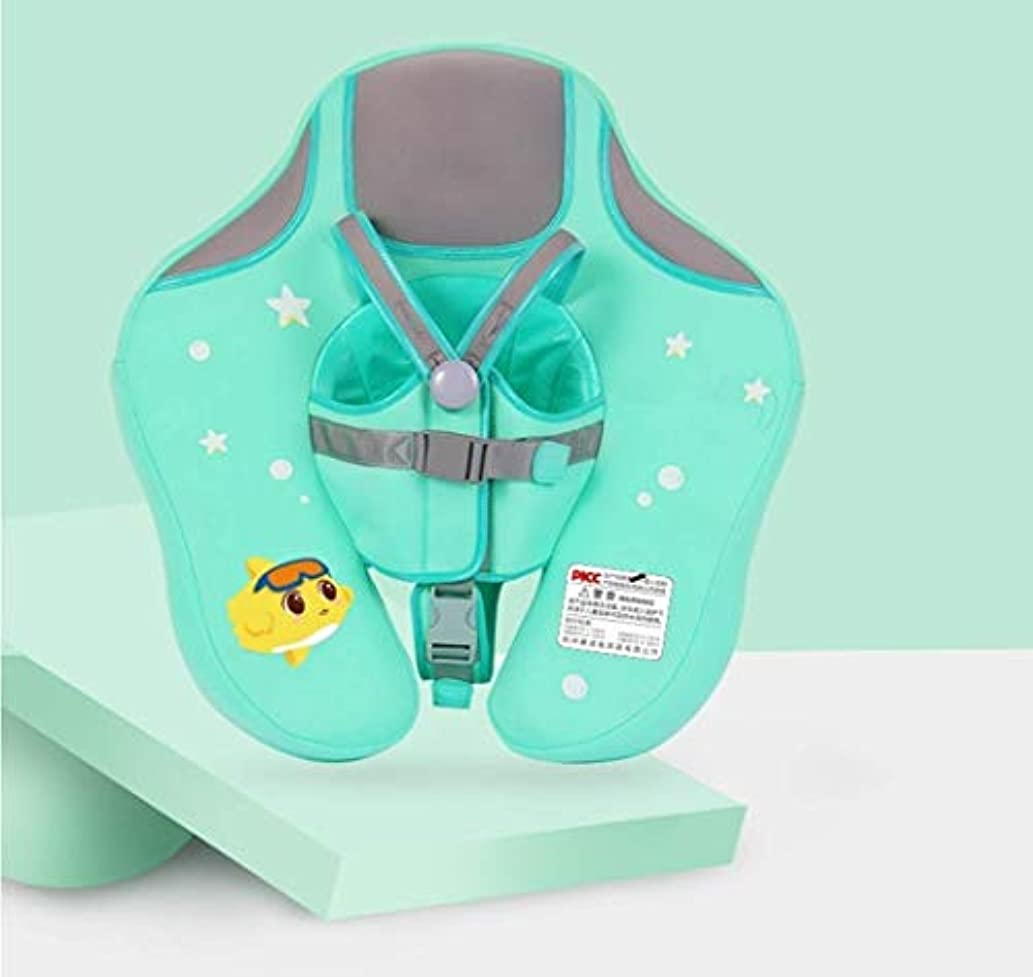 建築劣るサッカー空気注入式赤ちゃん用浮き輪 子供用ウエスト浮き輪 空気注入式浮き輪 プール玩具 スイミングプールアクセサリー 3-36ヶ月用