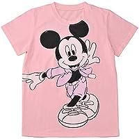 ショップジャパン ディズニー マウササイズ 子ども用 Tシャツ ピンク