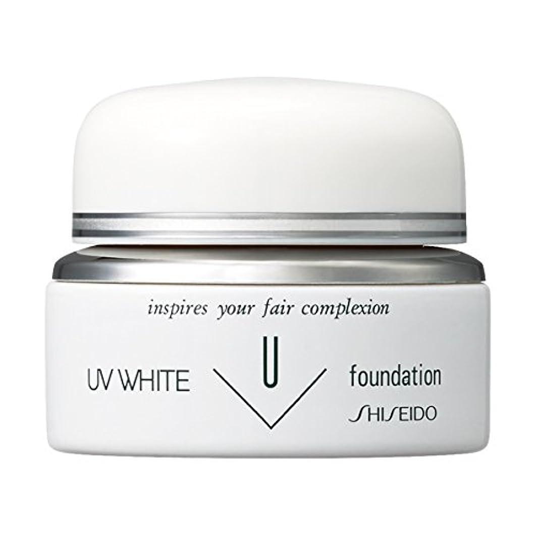 安定心臓売り手UVホワイト ファンデーションN オークル20 20g