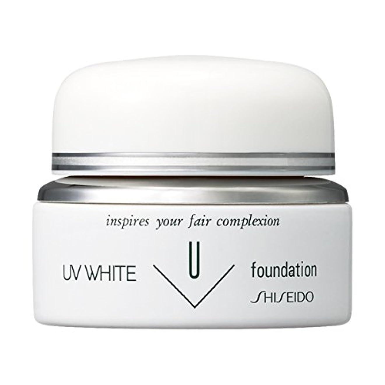 囲まれたチャーター定義UVホワイト ファンデーションN オークル20 20g