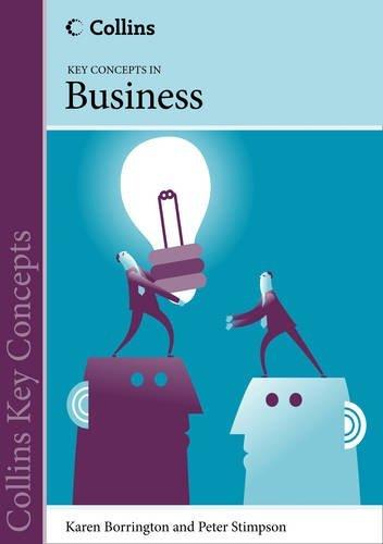 Collins Key Concepts – Business