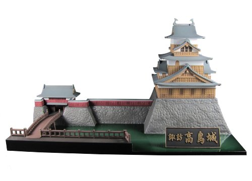 1/200 Castle Collection 諏訪高島城