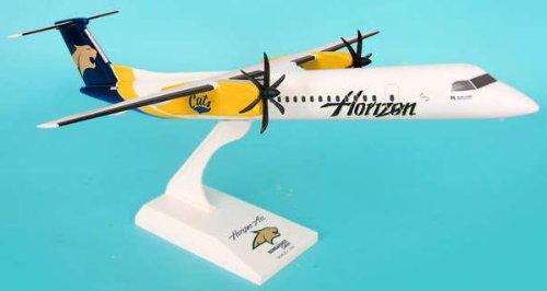 1: 100 スカイマークス Horizon 航空 Dash 8-400 Montana State University (並行輸入)