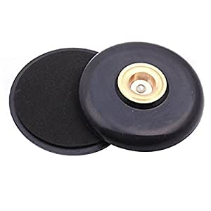 ROSENICE チェロ エンドピンスタンドホルダー プラスチック (ブラック)