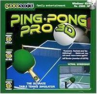 Ping Pong Pro 3D - (Table Tennis 3D) (輸入版)