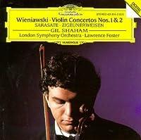 Wieniawski: Violin Concertos Nos. 1 & 2 (1992-08-11)