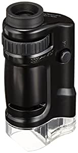 Kenko 顕微鏡 Do・Nature 20~40倍 LEDライト内蔵 コンパクト携帯型 STV-40M