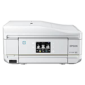 EPSON インクジェット複合機 Colorio EP-906F 無線 有線 スマートフォンプリント Wi-Fi Direct FAX ADF