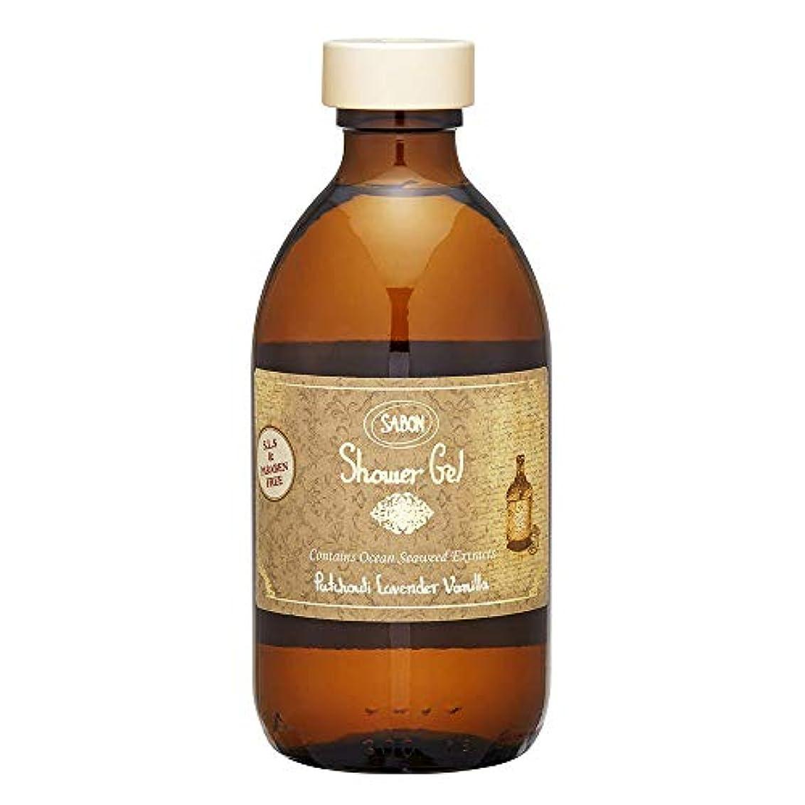 ビタミン液体クラッシュサボン シャワージェル パチョリ ラベンダー バニラ300ml [並行輸入品]