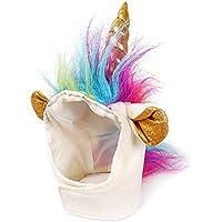 ハロウィンユニコーン猫ヘッドギア1パック おもちゃ雑貨用品 お祭り 宴会 文化祭 図示のように