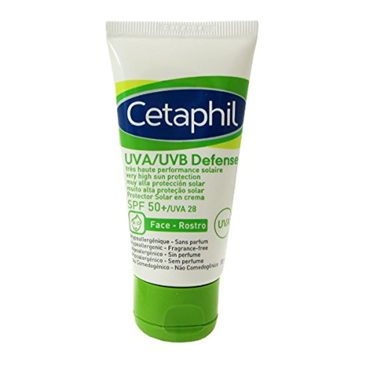 洞窟葬儀差別Cetaphil Uva Uvb Defense Spf50 50ml [並行輸入品]