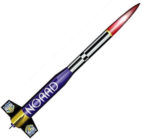 LOC Precision Flying Model Rocket Kit Norad PK-44 by LOC Precision [並行輸入品]