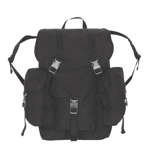Fox Outdoor Products Dakota Backpack ブラック